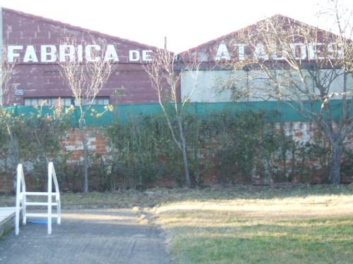 fábrica de ataúdes