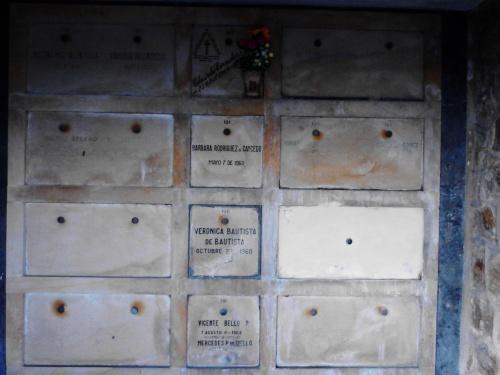 cementerio nichos
